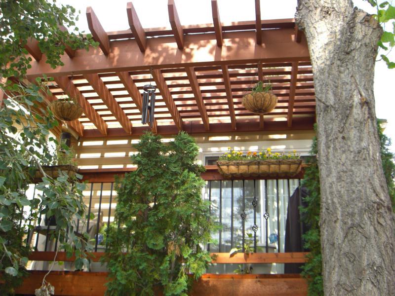 Deck Covers Amp Trellis Colorado Springs Decks By Schmillen